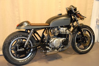 1981 Honda CB650  CAFE RACER - MADE TO ORDER CUSTOM Cocoa, Florida 2