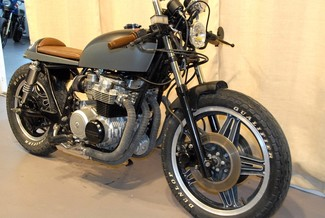 1981 Honda CB650  CAFE RACER - MADE TO ORDER CUSTOM Cocoa, Florida 10