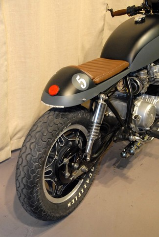1981 Honda CB650  CAFE RACER - MADE TO ORDER CUSTOM Cocoa, Florida 12