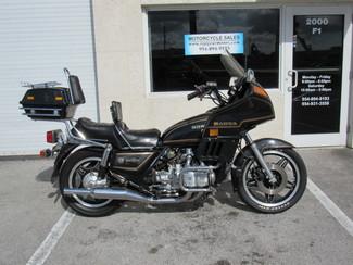 1981 Honda GL1100 GOLDWING Dania Beach, Florida