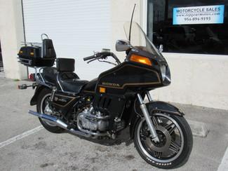 1981 Honda GL1100 GOLDWING Dania Beach, Florida 1