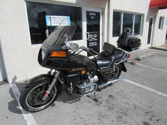 1981 Honda GL1100 GOLDWING Dania Beach, Florida 8