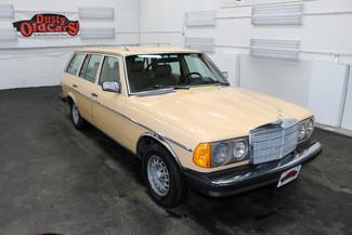 1980 Mercedes-Benz 300TD in Nashua NH