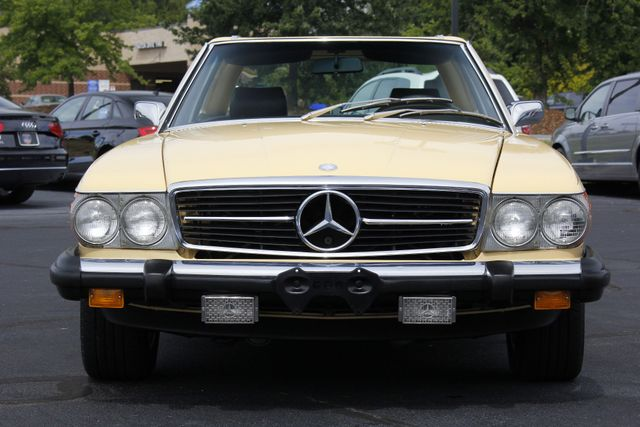 1981 Mercedes-Benz 380 Series 380SL - ONLY 69K MILES! Mooresville , NC 16