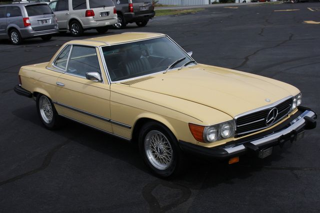 1981 Mercedes-Benz 380 Series 380SL - ONLY 69K MILES! Mooresville , NC 23