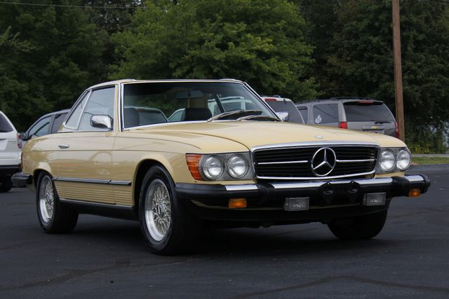 1981 Mercedes-Benz 380 Series 380SL - ONLY 69K MILES! Mooresville , NC 27