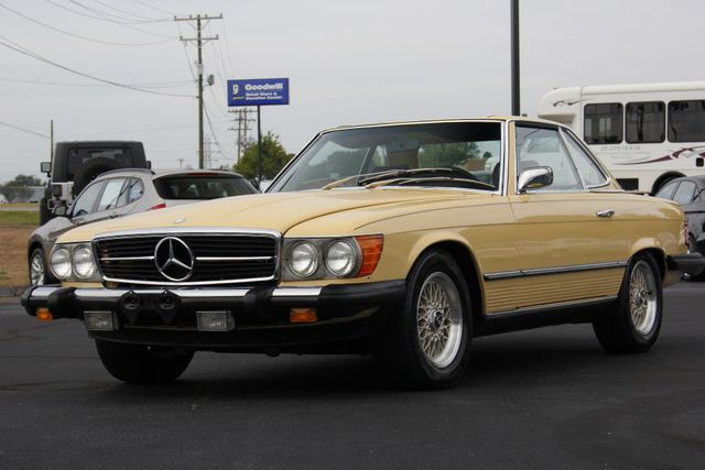 1981 Mercedes-Benz 380 Series 380SL - ONLY 69K MILES! Mooresville , NC 29
