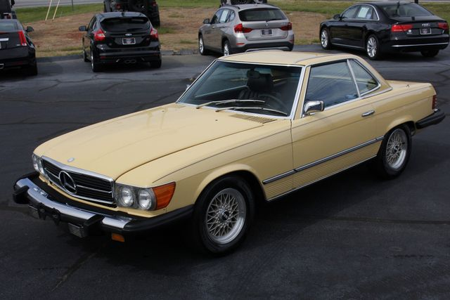 1981 Mercedes-Benz 380 Series 380SL - ONLY 69K MILES! Mooresville , NC 24
