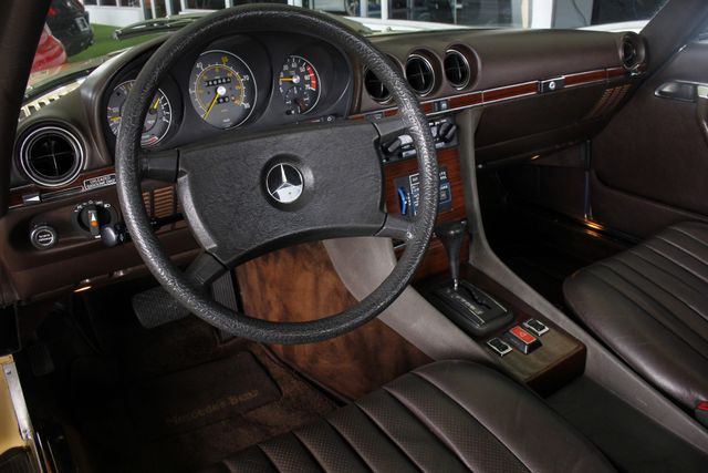 1981 Mercedes-Benz 380 Series 380SL - ONLY 69K MILES! Mooresville , NC 40