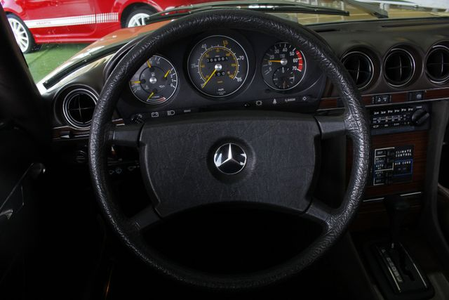 1981 Mercedes-Benz 380 Series 380SL - ONLY 69K MILES! Mooresville , NC 5