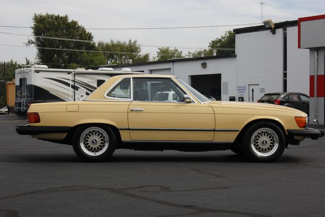 1981 Mercedes-Benz 380 Series 380SL - ONLY 69K MILES! Mooresville , NC 14