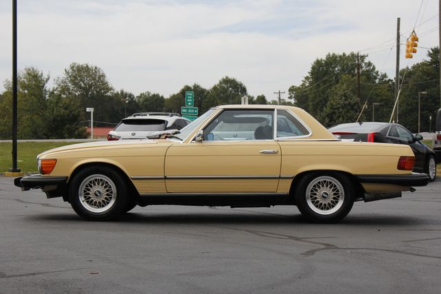 1981 Mercedes-Benz 380 Series 380SL - ONLY 69K MILES! Mooresville , NC 15