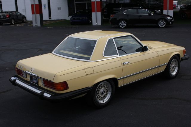 1981 Mercedes-Benz 380 Series 380SL - ONLY 69K MILES! Mooresville , NC 25