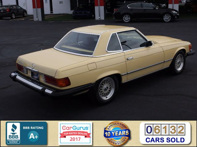1981 Mercedes-Benz 380 Series 380SL - ONLY 69K MILES! Mooresville , NC 2