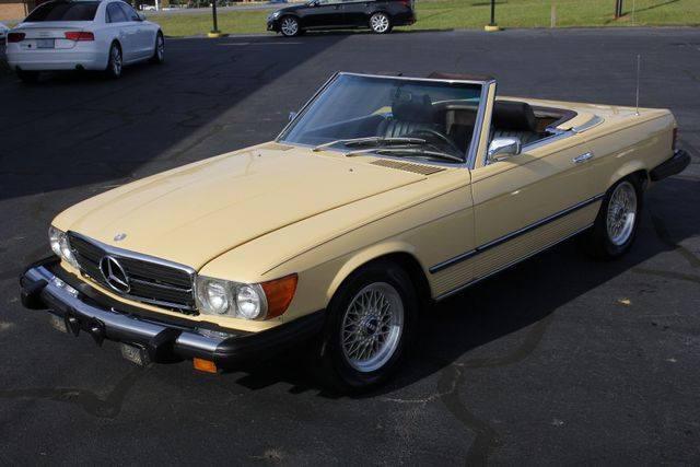 1981 Mercedes-Benz 380 Series 380SL - ONLY 69K MILES! Mooresville , NC 31