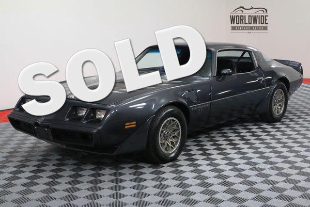 1981 Pontiac FIREBIRD TRANS AM AUTOMATIC | Denver, Colorado | Worldwide Vintage Autos