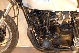 1981 Suzuki GSX750  VINTAGE METRIC CAFE RACER MOTORCYCLE Mendham, New Jersey 10