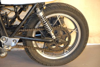 1981 Suzuki GSX750  VINTAGE METRIC CAFE RACER MOTORCYCLE Mendham, New Jersey 11