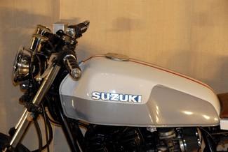 1981 Suzuki GSX750  VINTAGE METRIC CAFE RACER MOTORCYCLE Mendham, New Jersey 12