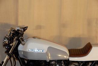 1981 Suzuki GSX750  VINTAGE METRIC CAFE RACER MOTORCYCLE Mendham, New Jersey 13
