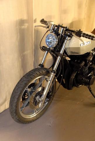 1981 Suzuki GSX750  VINTAGE METRIC CAFE RACER MOTORCYCLE Mendham, New Jersey 14