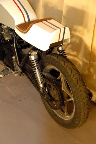 1981 Suzuki GSX750  VINTAGE METRIC CAFE RACER MOTORCYCLE Mendham, New Jersey 15