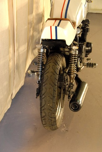 1981 Suzuki GSX750  VINTAGE METRIC CAFE RACER MOTORCYCLE Mendham, New Jersey 5