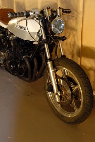 1981 Suzuki GSX750  VINTAGE METRIC CAFE RACER MOTORCYCLE Mendham, New Jersey 8