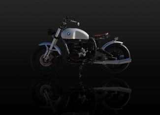 1982 BMW R100 MADE TO ORDER CUSTOM BOBBER TOURING MOTORCYCLE Cocoa, Florida 18
