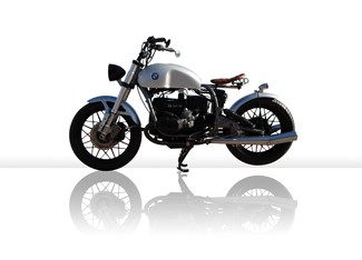 1982 BMW R100 MADE TO ORDER CUSTOM BOBBER TOURING MOTORCYCLE Cocoa, Florida 7