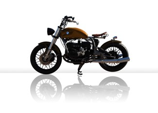 1982 BMW R100 MADE TO ORDER CUSTOM BOBBER TOURING MOTORCYCLE Cocoa, Florida 13