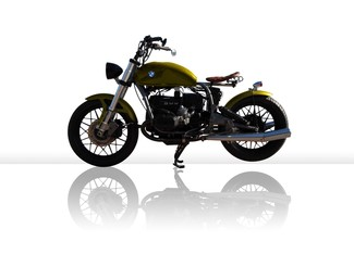 1982 BMW R100 MADE TO ORDER CUSTOM BOBBER TOURING MOTORCYCLE Cocoa, Florida 4
