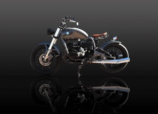 1982 BMW R100 MADE TO ORDER CUSTOM BOBBER TOURING MOTORCYCLE Cocoa, Florida 15