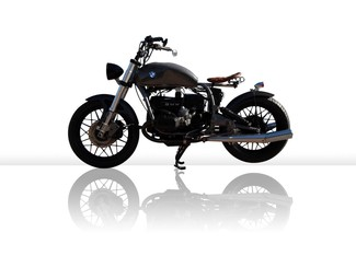 1982 BMW R100 MADE TO ORDER CUSTOM BOBBER TOURING MOTORCYCLE Cocoa, Florida 5