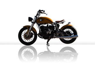 1982 BMW R100 MADE TO ORDER CUSTOM BOBBER TOURING MOTORCYCLE Cocoa, Florida