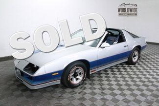 1982 Chevrolet Camaro RARE INDY PACE CAR! 2 OWNER! COLLECTOR!  | Denver, Colorado | Worldwide Vintage Autos in Denver Colorado
