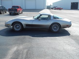 1982 Chevrolet Corvette Collectors Edition Blanchard, Oklahoma 3