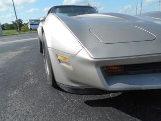 1982 Chevrolet Corvette Collectors Edition Blanchard, Oklahoma 9