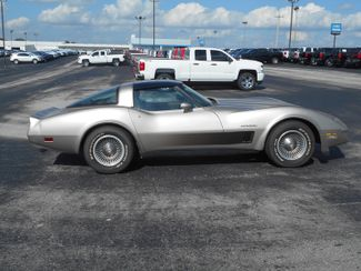 1982 Chevrolet Corvette Collectors Edition Blanchard, Oklahoma 2