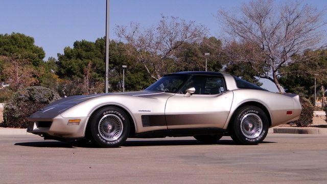 1982 Chevrolet Corvette Collectors Edition 1 of 6759 Phoenix, Arizona 0