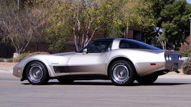 1982 Chevrolet Corvette Collectors Edition 1 of 6759 Phoenix, Arizona 6