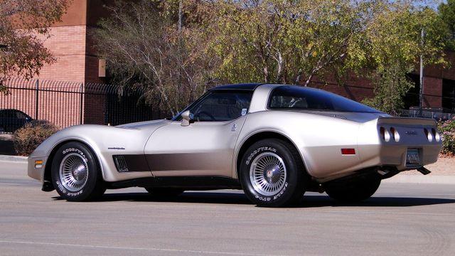 1982 Chevrolet Corvette Collectors Edition 1 of 6759 Phoenix, Arizona 9