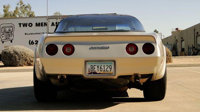 1982 Chevrolet Corvette Collectors Edition 1 of 6759 Phoenix, Arizona 19
