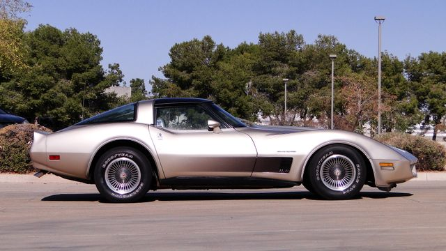 1982 Chevrolet Corvette Collectors Edition 1 of 6759 Phoenix, Arizona 22