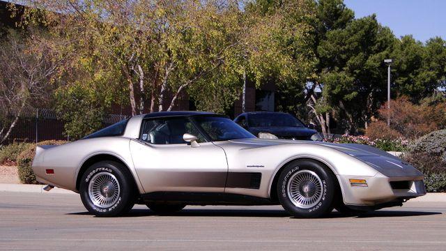 1982 Chevrolet Corvette Collectors Edition 1 of 6759 Phoenix, Arizona 8