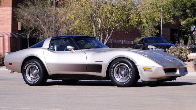 1982 Chevrolet Corvette Collectors Edition 1 of 6759 Phoenix, Arizona 2