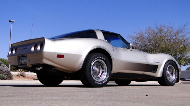 1982 Chevrolet Corvette Collectors Edition 1 of 6759 Phoenix, Arizona 5