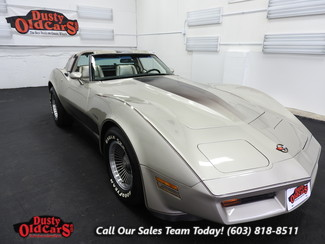 1982 Chevrolet Corvette in Nashua NH