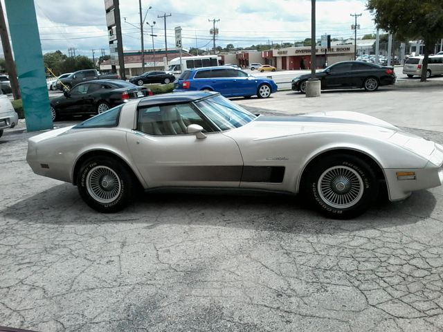 1982 Chevrolet Corvette Collector Edition Hatchback Coupe San Antonio, Texas 4