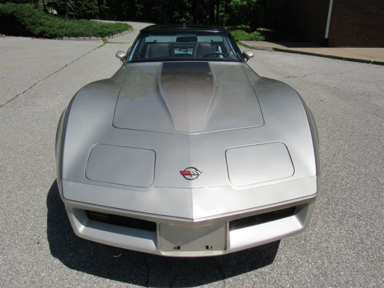1982 Chevrolet Corvette Collectors Edition St Charles